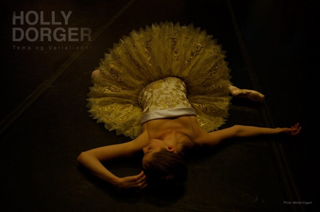 Holly Dorger Poster